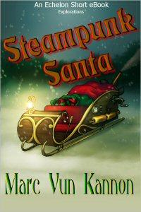 Steampunk Santa by Marc Vun Kannon